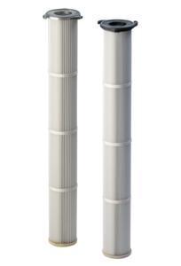 Filter Cartridges Ø 145 mm with 3 Lug Flange