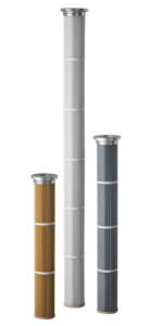 Filter Cartridges Ø 178–145 mm HOT FIT