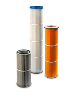 Filter Cartridges Ø 228 mm