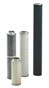 Filter Cartridges Ø 115 mm with Thread