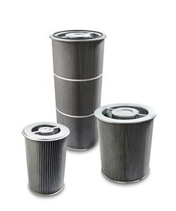 MULTICELL Filter Cartridges Ø 570–465 mm